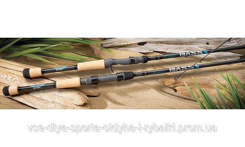 Спиннинг St.Croix Bass-X Casting BXC68MXF 2,07m 7-17,5 грм
