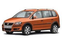 Брызговики Volkswagen Touran 2003-10г.