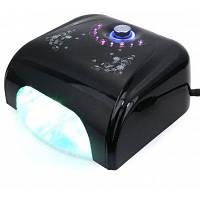 K1-36W Автоматическая УФ+LED лампа для сушки ногтей с выдвижным поддоном Европейская вилка