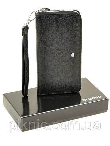 389c313c2766 Большой кожаный мужской кошелек Dr Bond на молнии. Портмоне из натуральной  кожи: продажа, цена в Одессе. кошельки и портмоне от