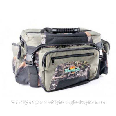 Сумка FLAMBEAU SMALL TACKLE CAMO BAG 6330TF