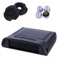 ТП-810 система tpms автомобилей контроля давления в шинах система с светодиодный дисплей 4 внешних датчиков Тип 01