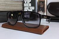 Сонцезахисні окуляри чоловічі Порше Porsche чорні (репліка), фото 1