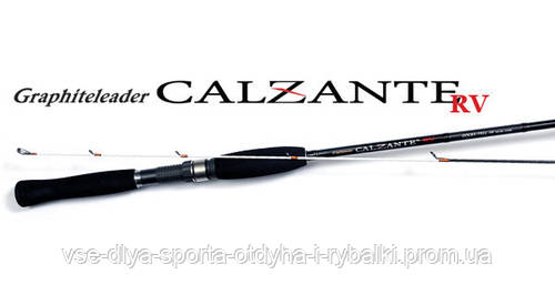 Спиннинг Graphiteleader CALZANTE ЕХ GOCAXS-732UL-SS 2.21m 0.5-6gr