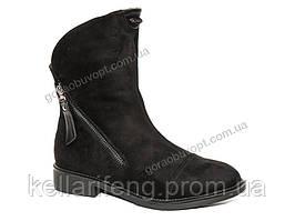 Ботинки демисезонные женские. Lilin-Shoes LI6021-2 (6пар,36-41)