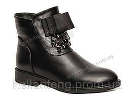 Ботинки демисезонные женские. Lilin-Shoes LI6017-1 (6пар,36-41)