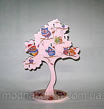 Держатель для украшений Дерево