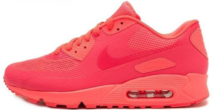 75bad221 Nike Air Max 90 Hyperfuse Coral Red | кроссовки женские - BOOT CLUB в Киеве