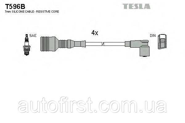Tesla T596B Высоковольтные провода Alfa Romeo