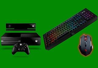 Клавиатуры, мышки, джойстики.