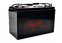 AGM аккумулятор Fisher 80 Aч