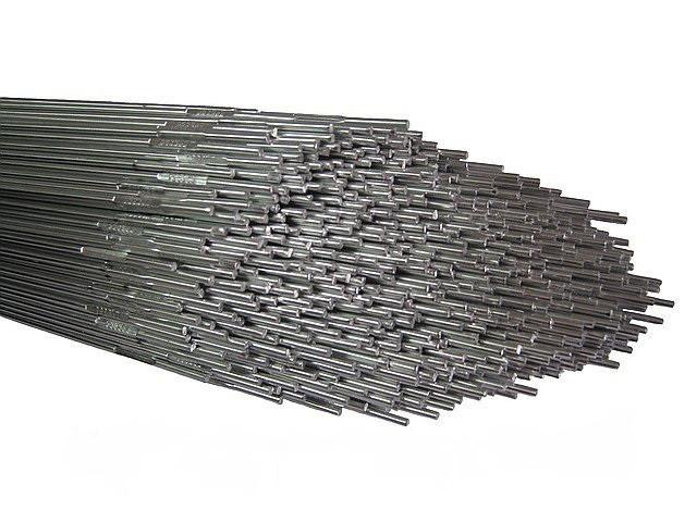 Алюминиевый пруток ф3,2 AL ER4043   Алюминиевый пруток ф3,2 AL ER4043
