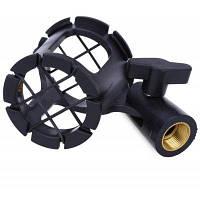 Антивибрационный грохот с большим диаметром микрофона Чёрный