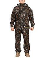 Демисезонный костюм из мембранной ткани Темный Лес