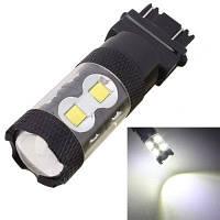 MZ Т25 12-24В / 60Вт / 2700лм LED лампа тормоза для автомобильной фары белый свет