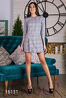 Комбез юбка-шорты из коттона