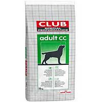 Royal Canin Special Club Pro Adult CC 20 кг для собак с умеренной активностью