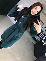 """Женское кашемировое пальто """"Ванда""""  до 52 размера (сезон: весна/осень), фото 1"""