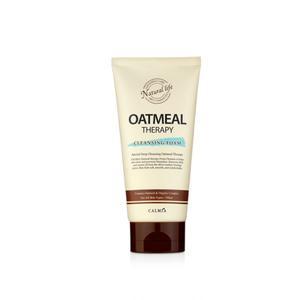 CALMIA Пенка для Умывания с Овсом Oatmeal Therapy Cleansing Foam 150ml