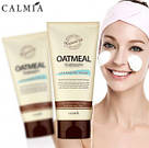 CALMIA Пенка для Умывания с Овсом Oatmeal Therapy Cleansing Foam 150ml, фото 3