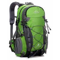 LOCAL LION рюкзак для пешеходного путешествия изготовлен из нейлона с водостойким характером 24л Зелёный