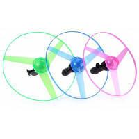 Дети LED Flying UFO Toy Luminous Outdoor Frisbee Цветной