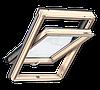 Мансардне вікно  GZL 1051 B. Ручка знизу