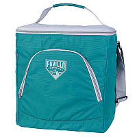 Термо сумка на 15 литров держит температуру до 6 часов обемная легкая качественная  bestway sport