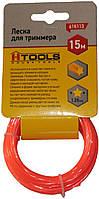 """Леска для триммера 1,30 мм*15 м, """"звезда"""" Housetools 61K113"""