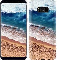 "Чехол на Samsung Galaxy S8 Plus Берег моря ""3041c-817-10409"""