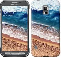"""Чехол на Samsung Galaxy S5 Active G870 Берег моря """"3041u-364-10409"""""""