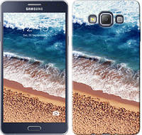 "Чехол на Samsung Galaxy A7 A700H Берег моря ""3041c-117-10409"""