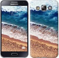 "Чехол на Samsung Galaxy E5 E500H Берег моря ""3041c-82-10409"""
