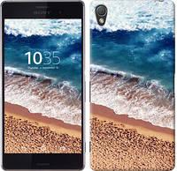 "Чехол на Sony Xperia Z3 dual D6633 Берег моря ""3041c-59-10409"""