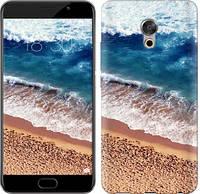 """Чехол на Meizu Pro 6 Plus Берег моря """"3041u-678-10409"""""""