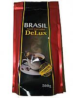 Кофе Brasil DeLux (растворимый) 500 г.