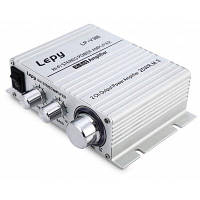 LP-V3 HiFi Stereo Power Цифровой усилитель Серебристый