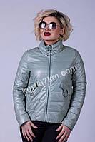 Куртка женская из экокожи  Zlay 18126, фото 1