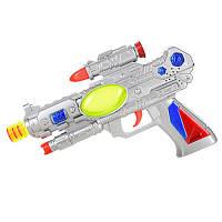 Пистолет детский музыкальный 23,5см,