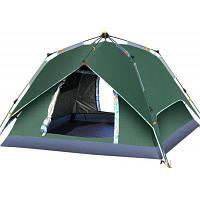 GAZELLE OUTDOORS автоматическая палатка на три персоны Зеленый армейский