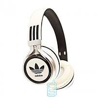 Наушники Adidas AD-188 черно-белые