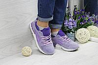 Кроссовки женские  фиолетовые  Asics Gel Lyte V  4476