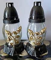 Лампадки свечи стекло