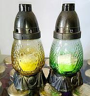 Лампадки свечи стекло Вербочка
