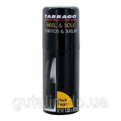 Краситель для рантов,подошв и каблуков TARRAGO Edge Dressing 35 мл цвет черный