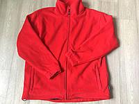 Очень теплая флисовая куртка-кофта унисекс от голландского бренда ChamoniX размер XXL