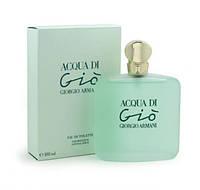 Giorgio Armani Acqua di Gio Woman туалетная вода 100 ml. (Джорджио Армани Аква Ди Джио Вумен), фото 1