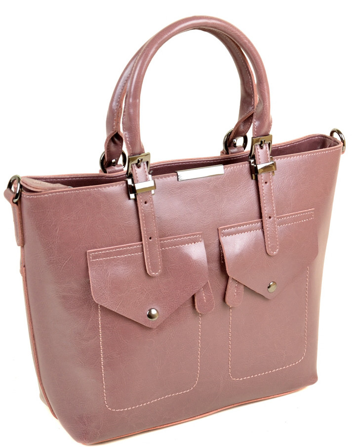 Женская кожаная сумка ALEX RAI 8644 purple кожаные женские сумки дешево - Интернет  магазин