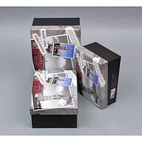 Подарочная упаковка TF1303, 10*22*16 см, 8*20*13 см, 6.5*17*12 см, из 3 шт, со съемной крышкой, Набор коробок, Подарочные упаковки