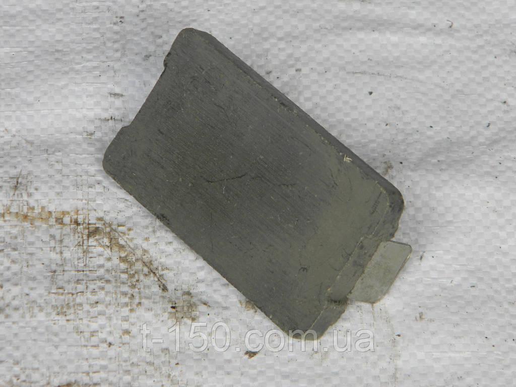 Колодка тормозной ленты ДТ-75 (БЦ) (77.38.052)